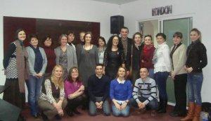 Supported Employment Workshop Participants